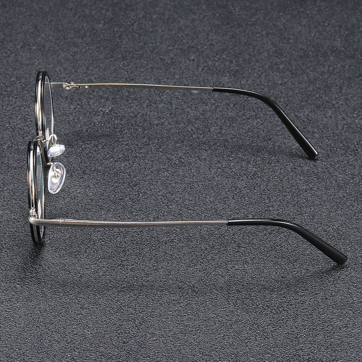 Minleaf Retro Round Light Weight Magnifying Reading Glasses