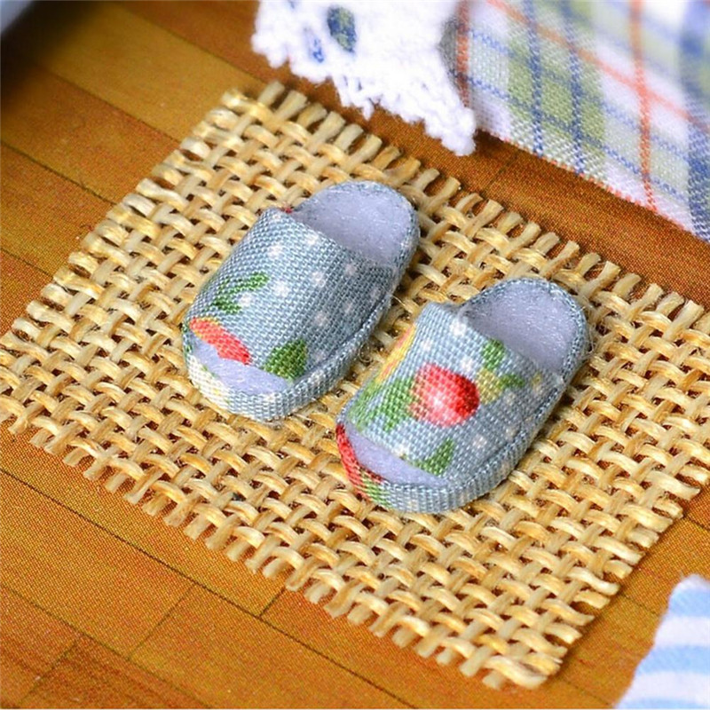 Cuteroom DIY Wooden Doll House Room Box Handmade 3D Miniature Dollhouse Wood Educational Toys Girl G