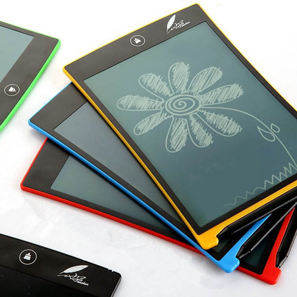 Howshow 8.5inch E-Note Paperless LCD Writing Tablet Off