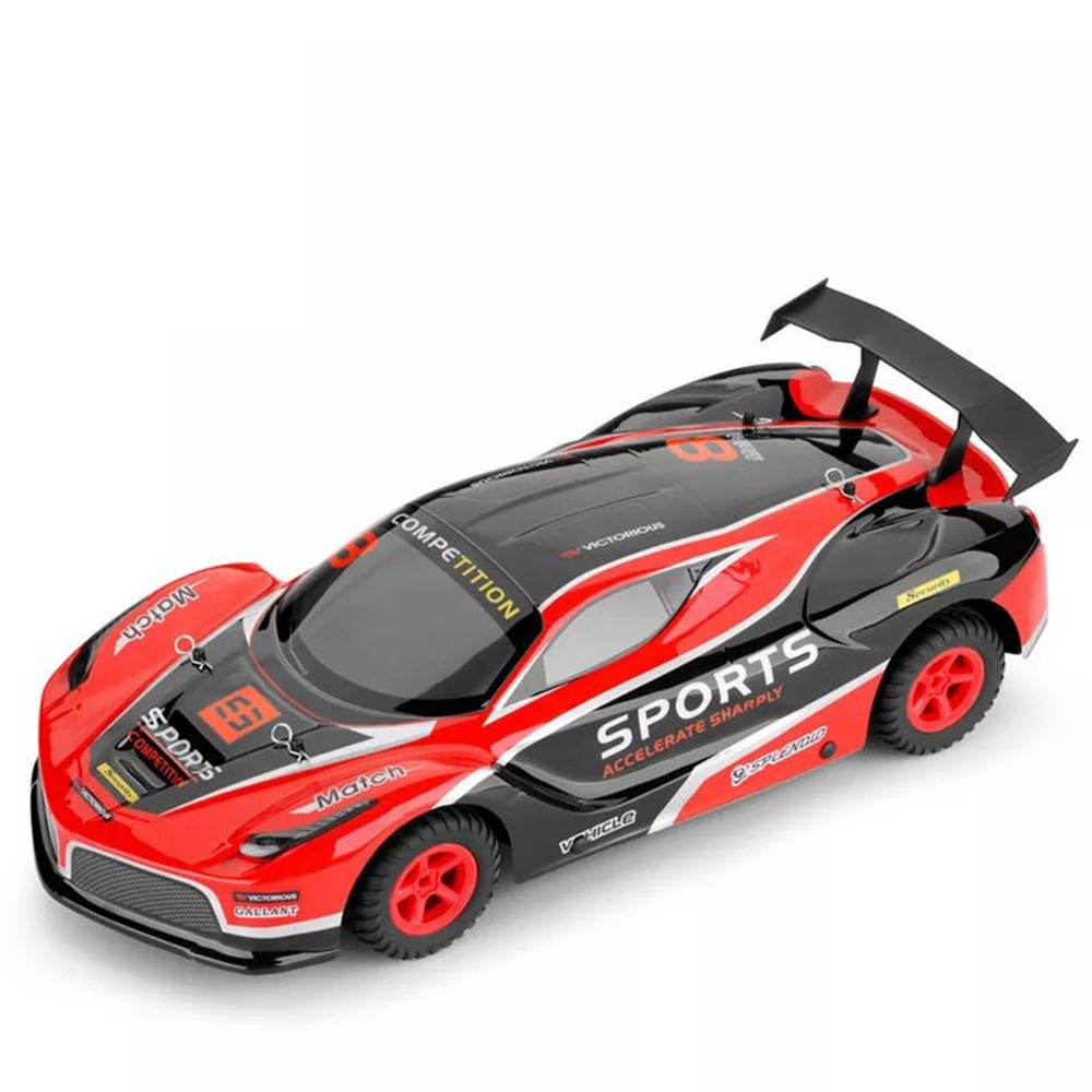 Wltoys L209 1/10 2.4G 2WD 35KM/h Brushed Racing Rc Car Flat Sports Drift Vehicle RTR Toys - Photo: 5