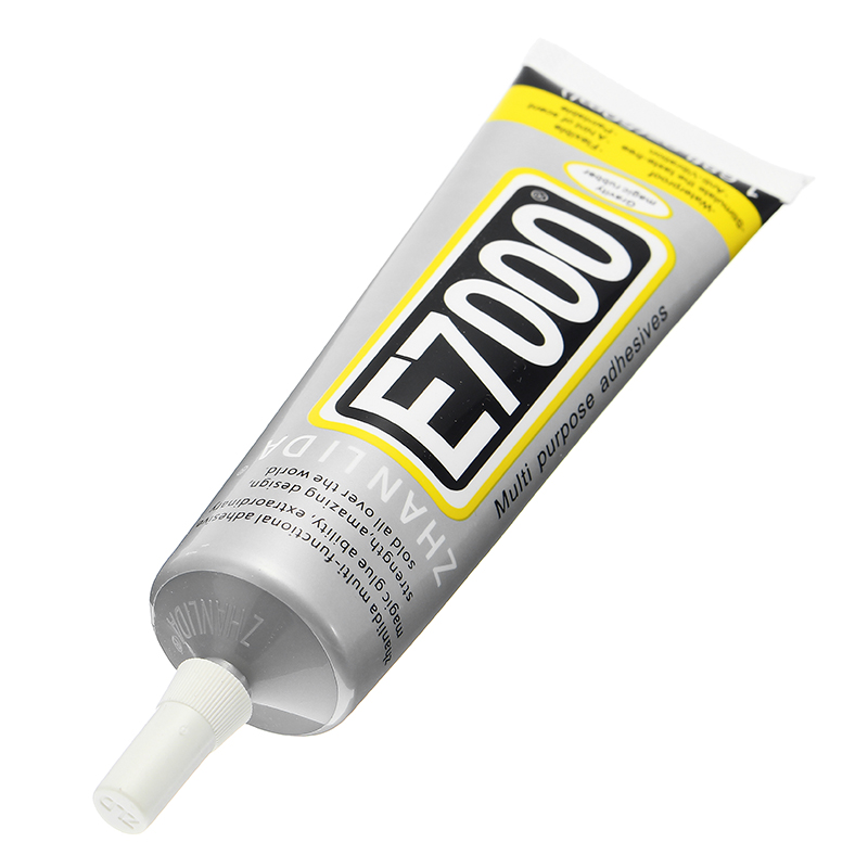 E7000 50mL 110mL High Intensity Glue Clear DIY Crafts Jewelry Shoes Glass Phone Screen Adhesive
