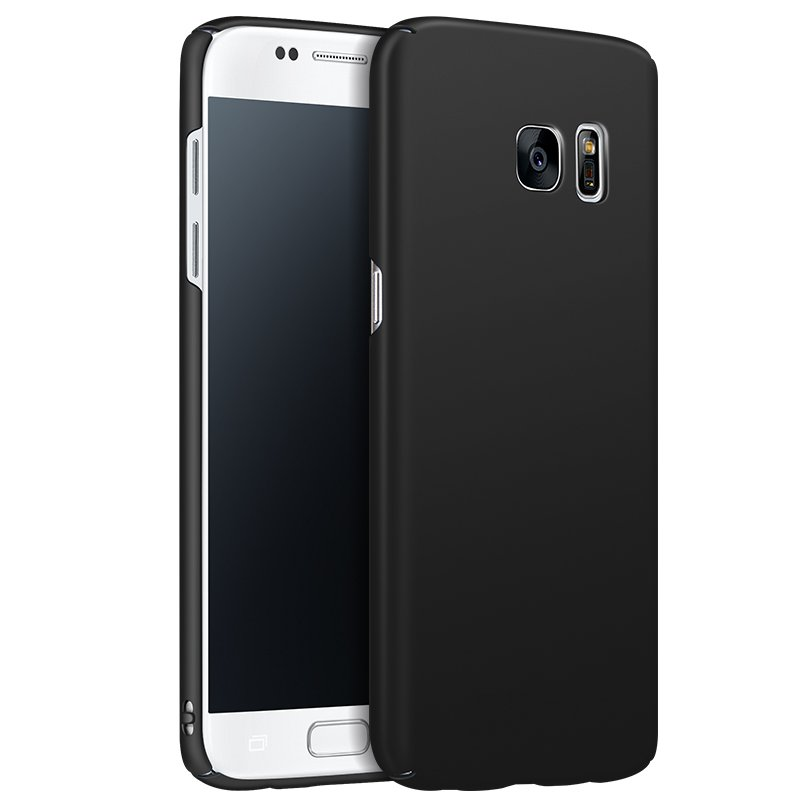 Silky Frosted Skid Resistant PC Case For Samsung Galaxy S7