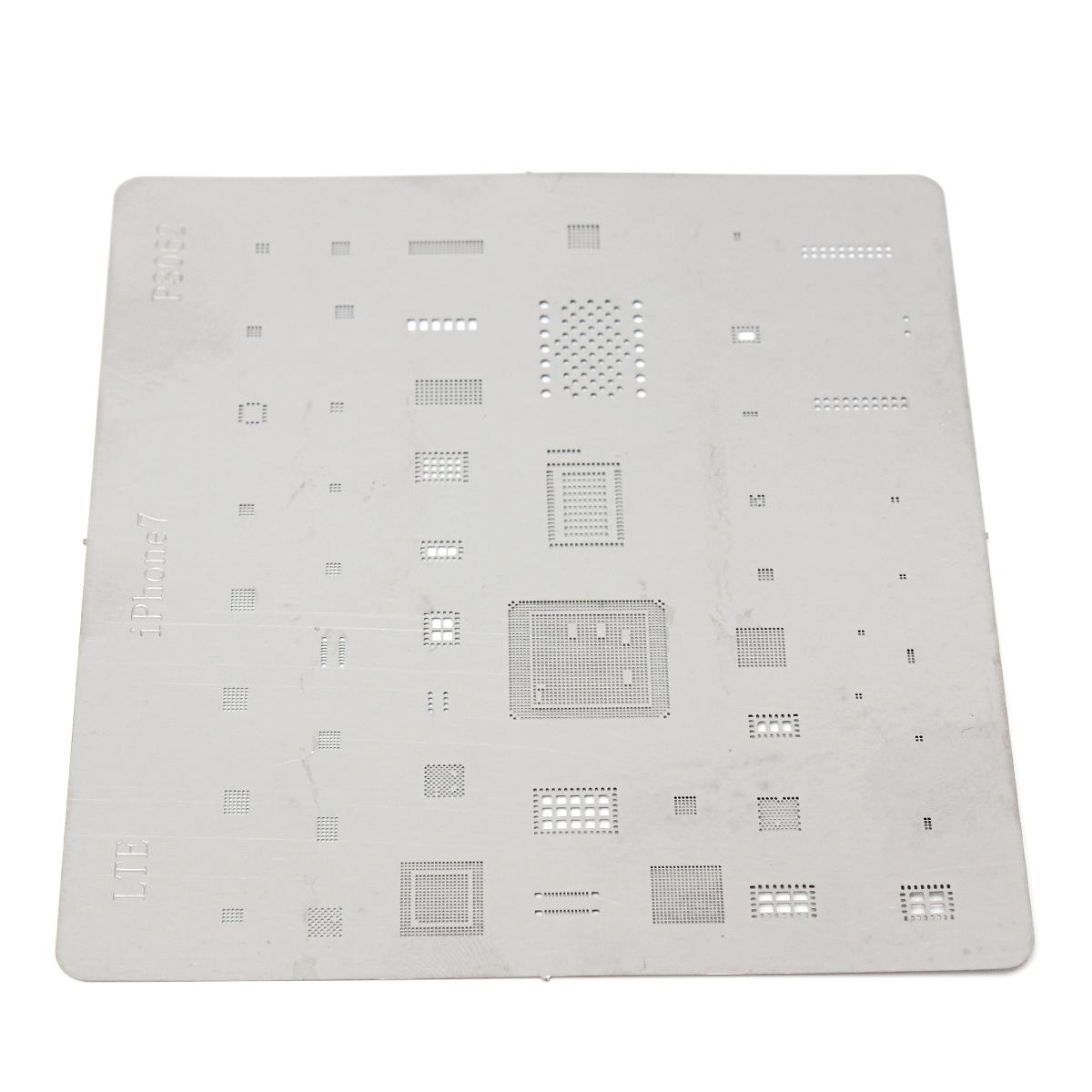 IC Repair BGA for iPhone 7 Rework Reballing Stencil Template Components