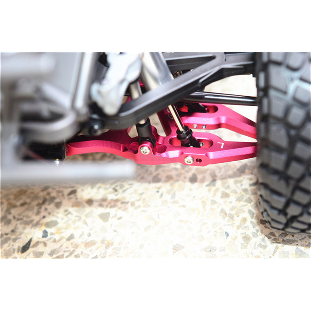 2PCS Suspension Upper Arm Aluminum for TRAXXAS 1/7 UNLIMITED DESERT RACER UDR Rc Car Parts - Photo: 9