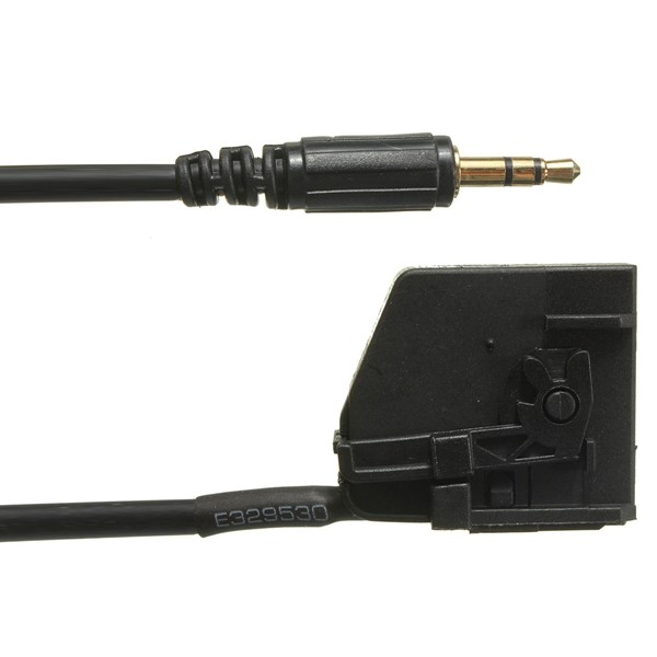 3.5mm 145mm Aux Line In Adapter Cable Radio for Vw Audi Skoda MFD2 RNS2 ipod MP3