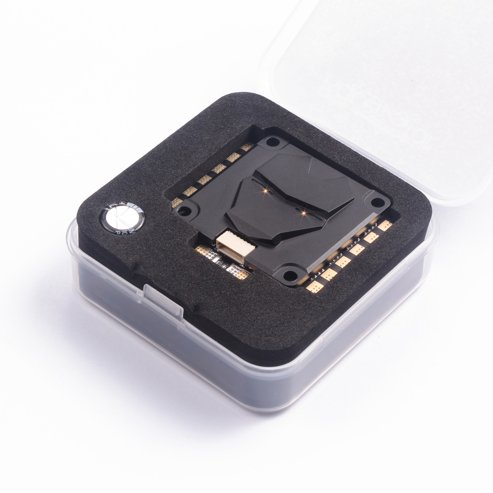 Anniversary Special Edition Racerstar Metal 50A BL_32 2-6S DShot1200 4in1 ESC CNC IP65 Waterproof
