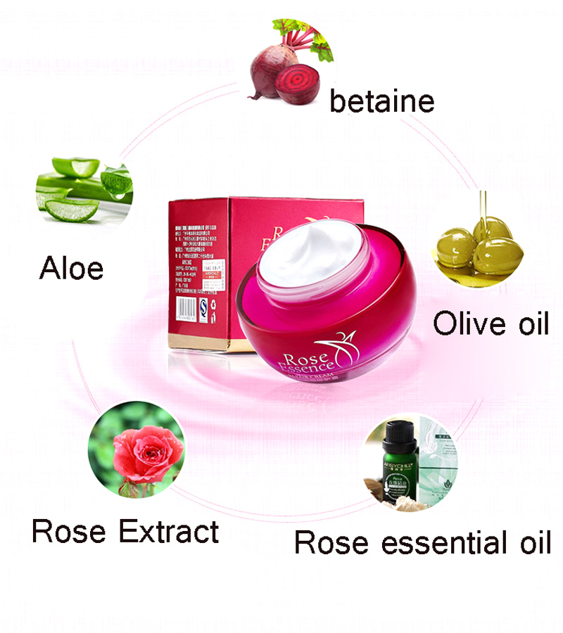 Rose Essence Face Lift Repair Wrinkle Cream