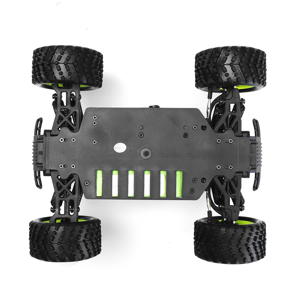 HSP 94186 1/16 2.4G 4WD Electric Power Rc Car Kidking Rc380 Motor Off-road Monster Truck RTR Toy
