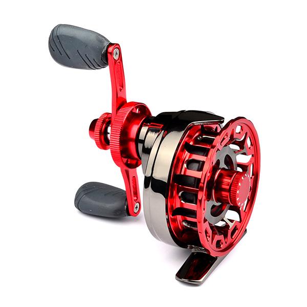 Proberos Fly Fishing Reel 3/4 Fly Fishing Reel Gear Ratio 2.6:1 Fly Fishing Reel