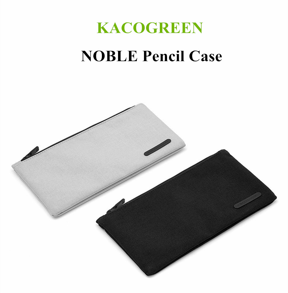 Xiaomi Youpin NOBLE Pencil Case Surface Waterproof Large Capacity Pencil Bag School Supplies