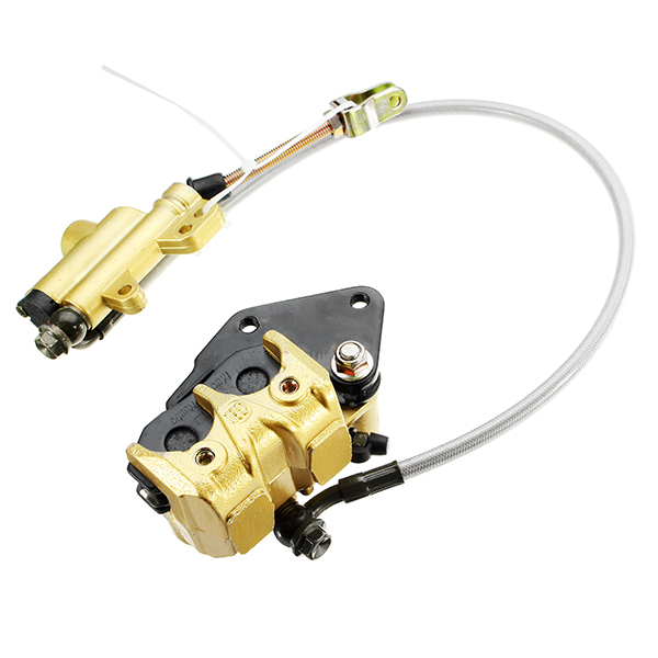 Bike Rear Discbrakes Brake Pump Calipers Off Road Motorcycle For Apollo 110CC CRF50