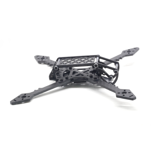 HSKRC Freestyle 250 248mm Carbon Fiber True X RC Drone FPV Racing Frame Kit 118g - Photo: 3
