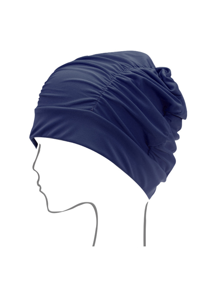 Stretchy Long Hair Swimming Caps