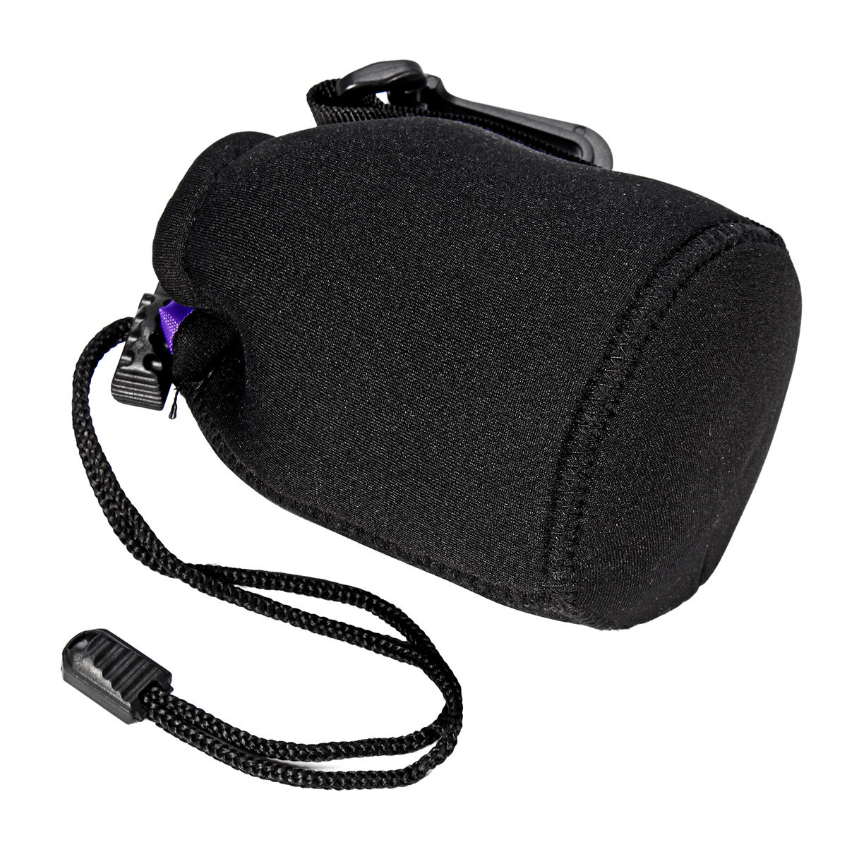 Neoprene Portable Photo Bag Case Protective Pouch Storage For DSLR Camera Lenses