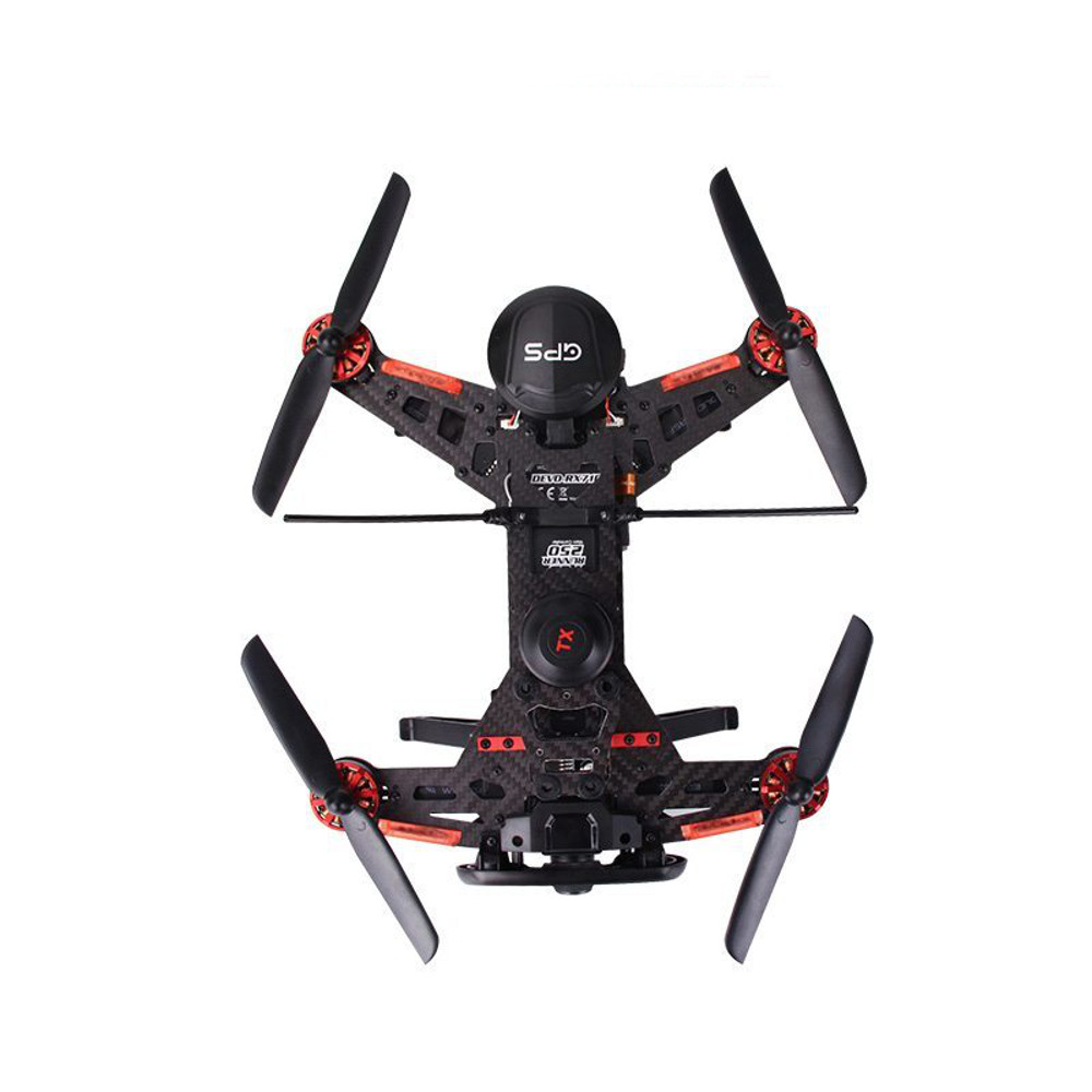 Walkera Runner 250(R) 5.8G GPS FPV Racing Drone RTF DEVO 7 Radio Transmitter 800TVL Camera