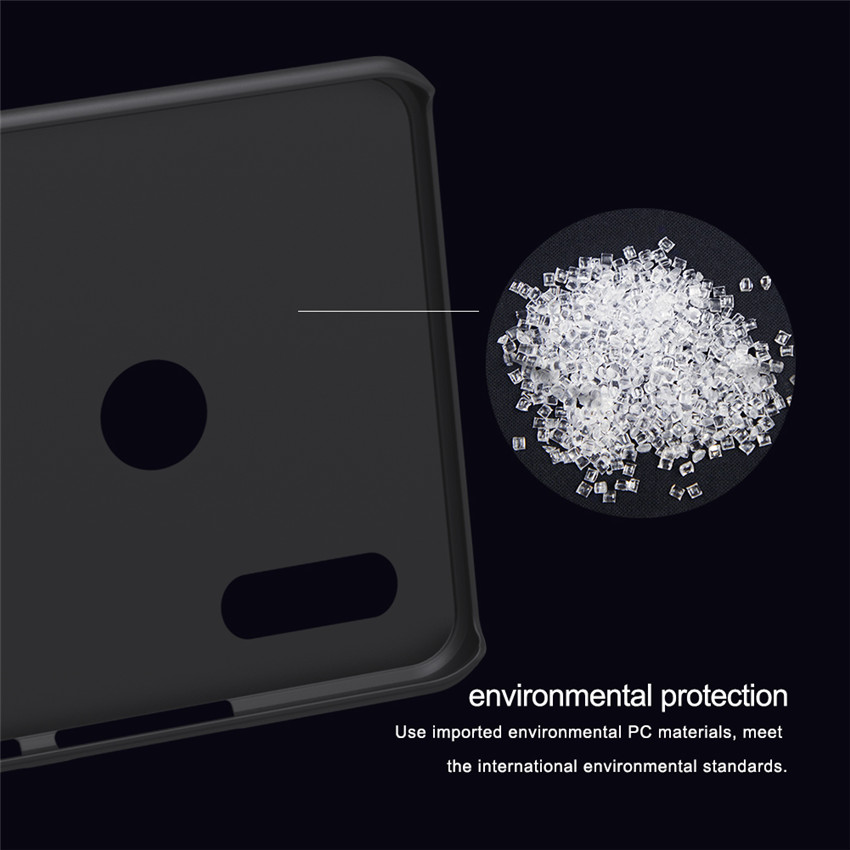 NILLKIN Frosted Ultra Thin Hard PC Back Cover Protective Case for Huawei Honor Note 10