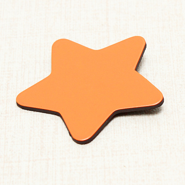 Colorful Fridge Sticker Five-pointed Star Magnet
