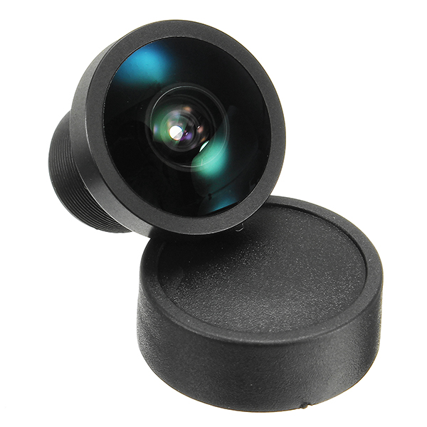 2PCS SHOOT 170 Degree Wide angle M12 Screw Thread Replacement Camera Lens for Gopro Hero2