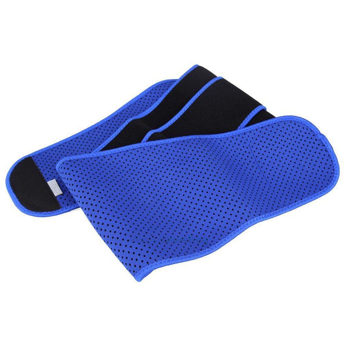 Breathable Double Pull Back Lumbar Waist Support Lower Belt Brace Pain Relief