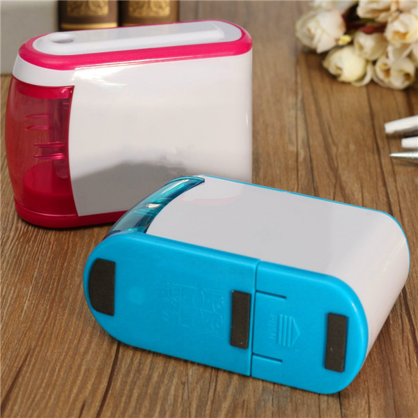 Automatic Electric Pencil Sharpener Practical Home Office School Stationary