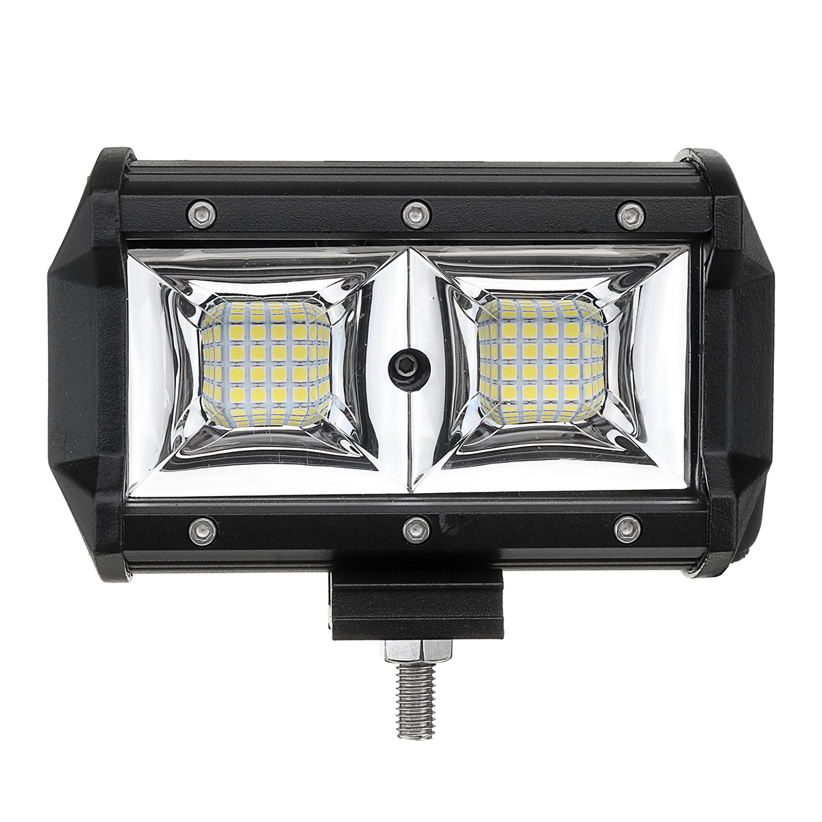 5 Inch Spot Beam LED Work Light Driving Fog Lamp 1440LM White for Off-road Truck Boat ATV 9-32V