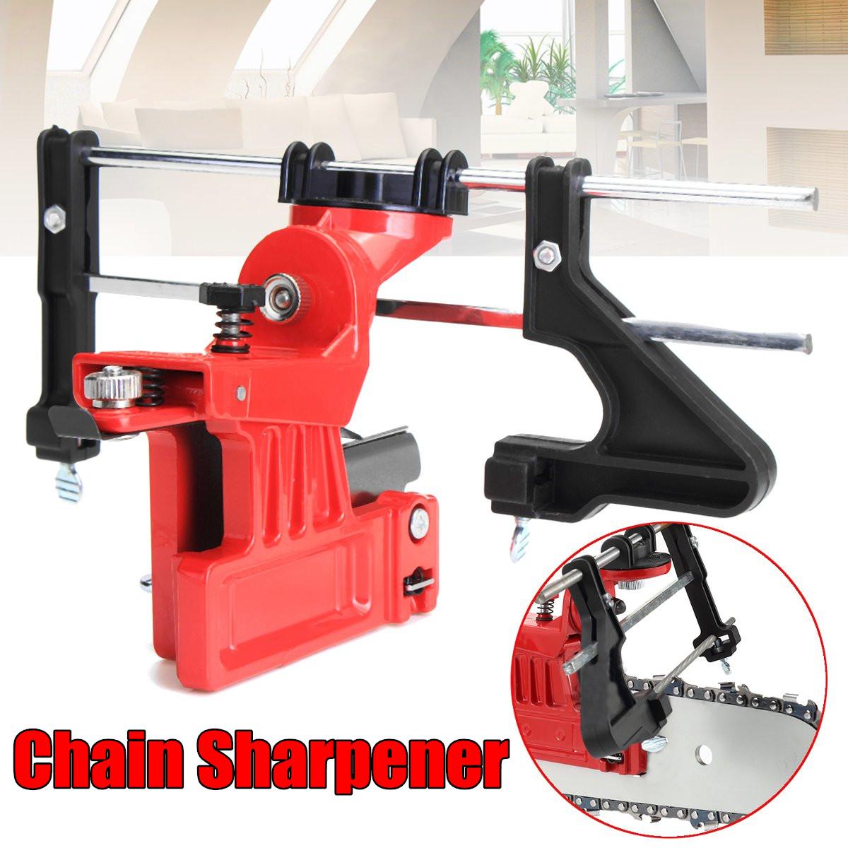 Professional Filing Guide Tecomec Super Rapid Chainsaw Sharpening File Chain Sharpener Tools Kit