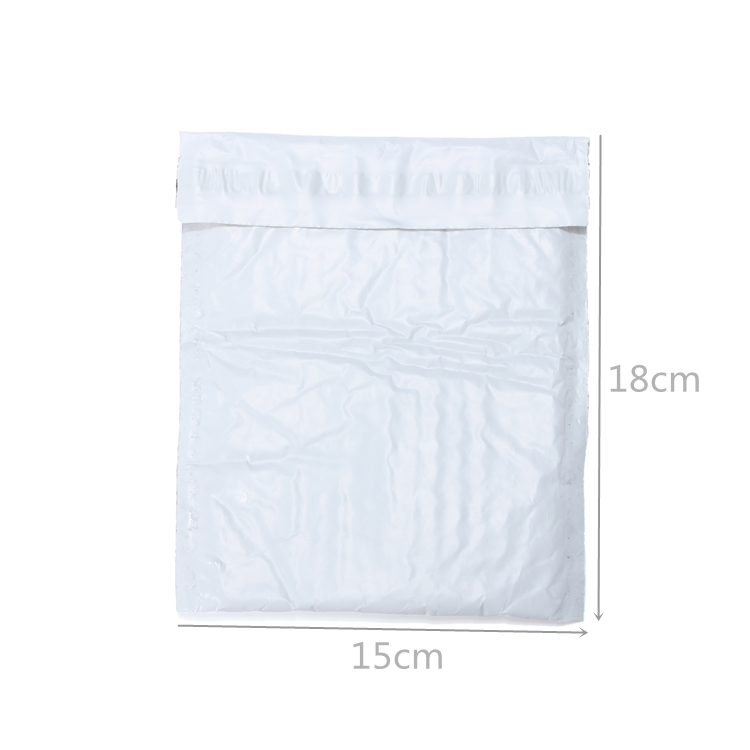 10Pcs 15x18cm Poly Bubble Membrane Mailers Self Seal Padded Envelopes Shipping Bags