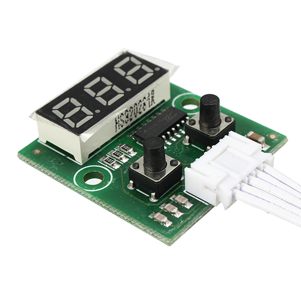 2pcs 6V-24V 3A Speed Control CW CCW Motor Driver Automatic Time Controller