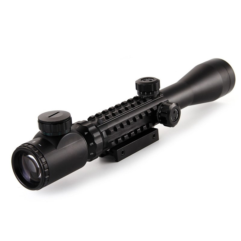 KALOAD 3-9X40EG Tactical Hunting Magnification Telescop