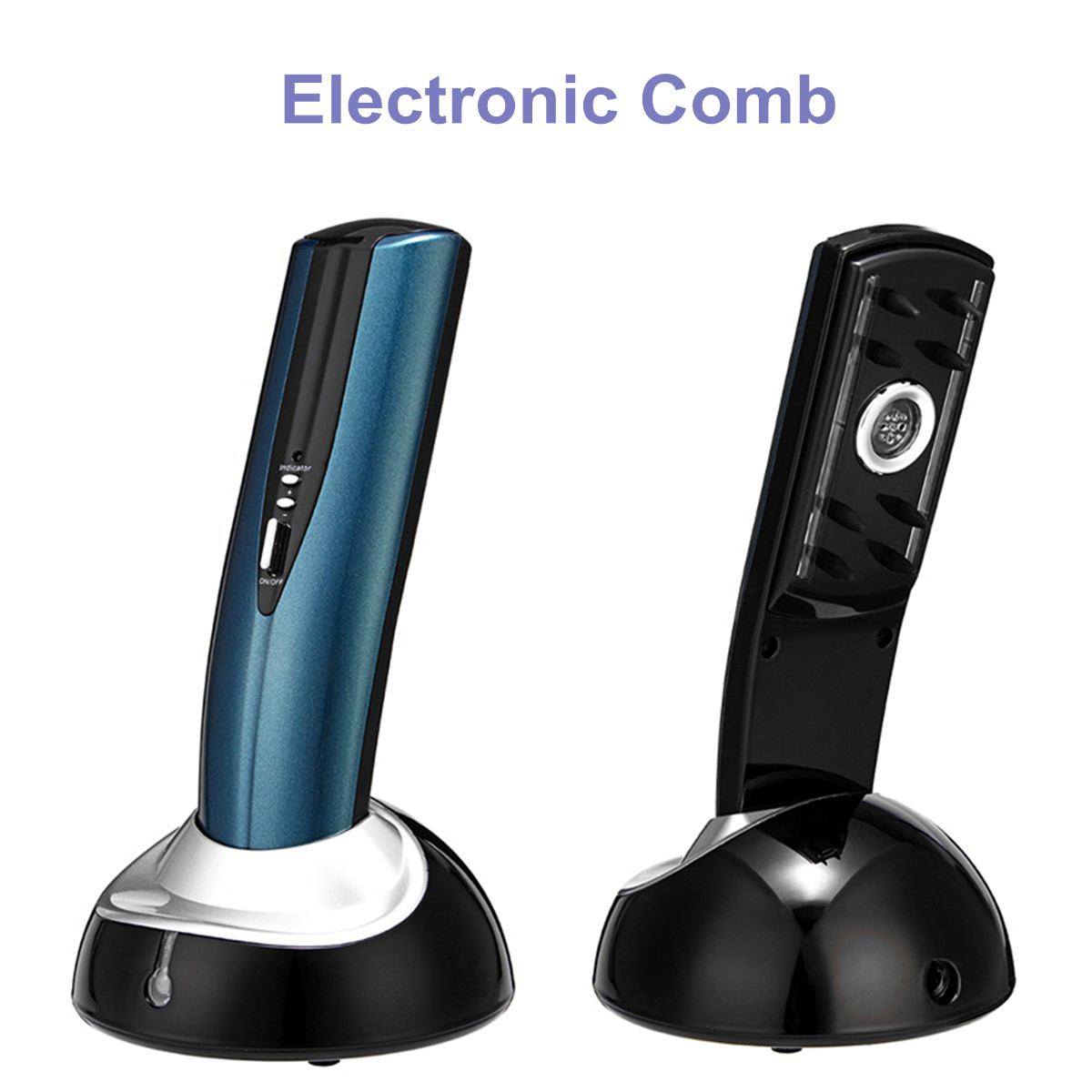 Electronic Comb Massage Comb Hair Growth Set