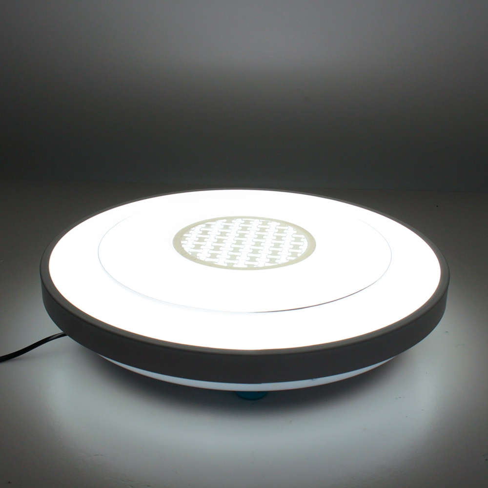 48W WiFi APP/Voice Control Dimmable 36 LED Ceiling Light Fixture Work with Google Alexa