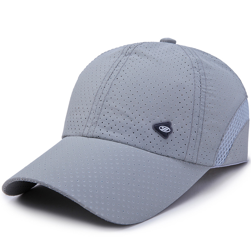 Men Summer Mesh Quick-drying Baseball Cap