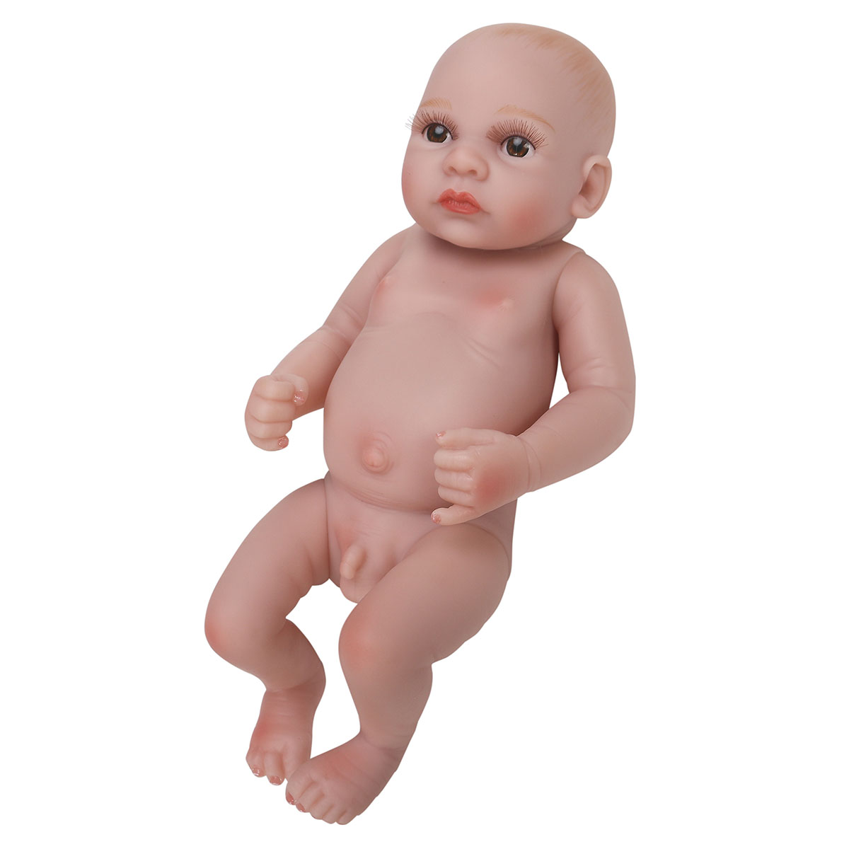 11inch Reborn Baby Doll Handmade Lifelike Boy Play House Toy
