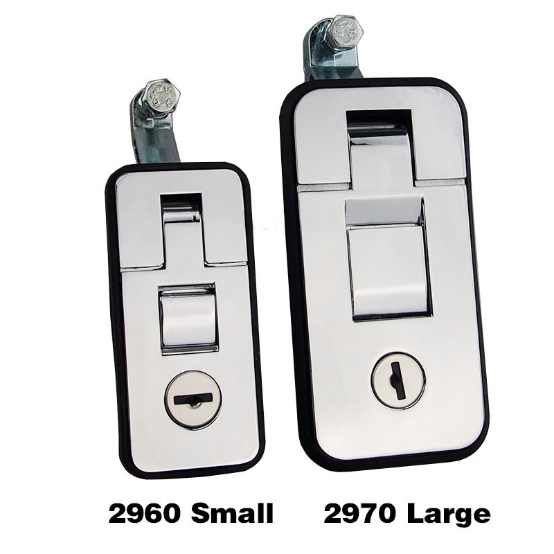 Compression Lock Latch Handle For Car Toolbox Camper Trailer Suitcase Motor Home