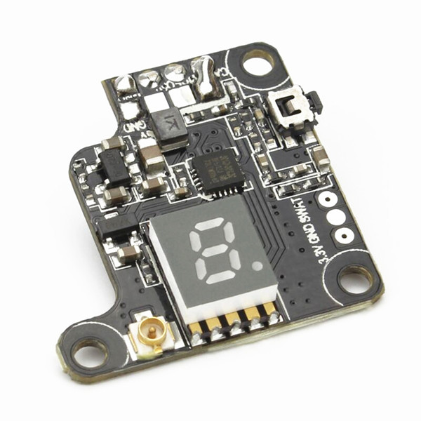 Emax Babyhawk R Spare Part 5.8G 40CH 25mW 200mW Switchable VTX FPV Transmitter for FPV Racing Drone