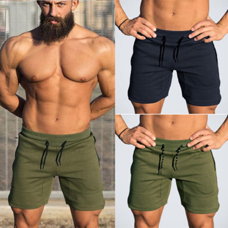 Men Leisure Comfort Fitness Sports Trade Casual pants Shorts