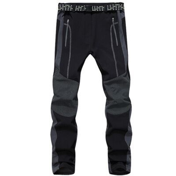 Outdoor Thick Warm Fleece Climbing Pants