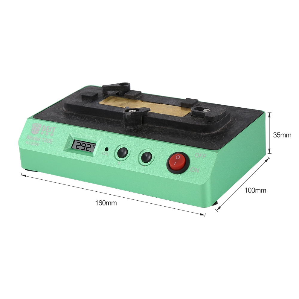BEST BST-120E Intelligent Disassembly Welding Experimental Platform Motherboard A8 A9 A10 CPU Chip Remove Tool