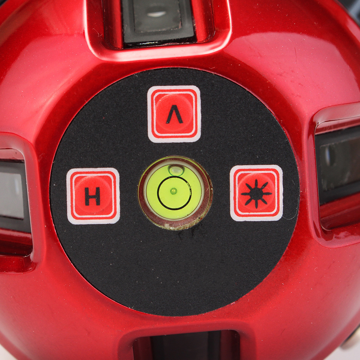 Waterproof 5 Lines 6 Points Laser Level Red Automatic Self Leveling Level Measure Tool Outdoor Mode