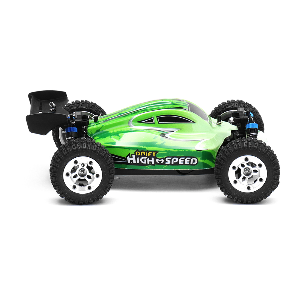 MZ GS1004 1/18 2.4G 4WD 390 Brushed Rc Car 55km/h High Speed Drift Buggy Off-road Truck RTR Toy - Photo: 6