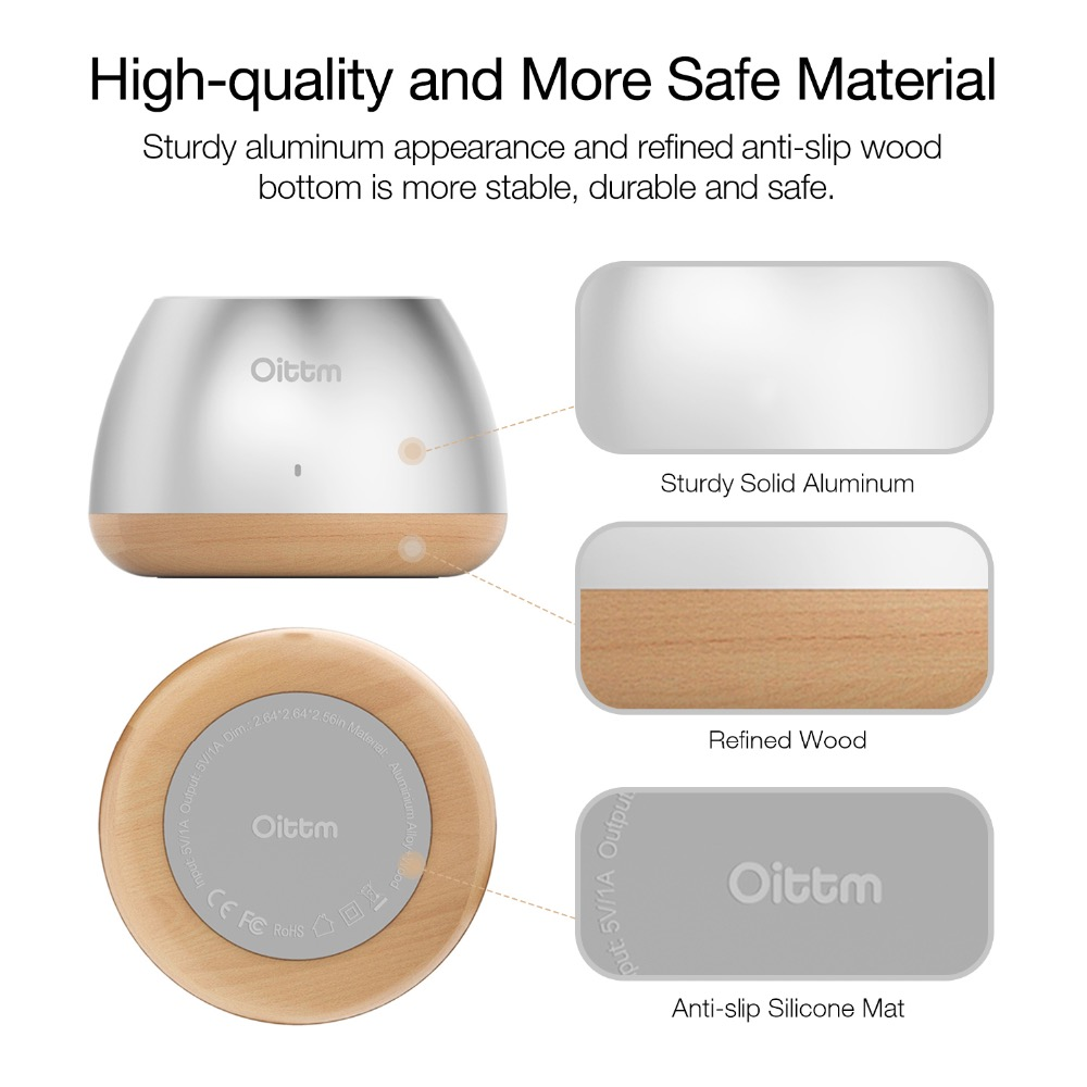 Oittm Charging Dock Station USB Charger For Apple Pencil (2015)