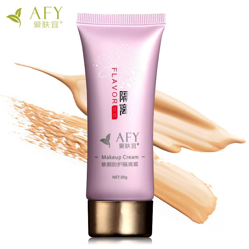 AFY Facial Repairing Protection Moisture Supple MakeUp Cream Tool 30g
