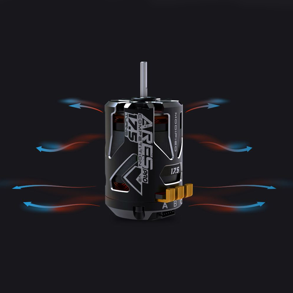 SKYRC 540 Race 1/10 Brushless Alloy Shell RC Car Motor - Photo: 8
