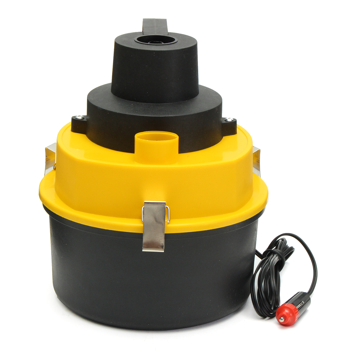 12V Portable Wet/Dry Vac Vacuum Cleaner Inflator Turbo Hand Held For Car /Shop
