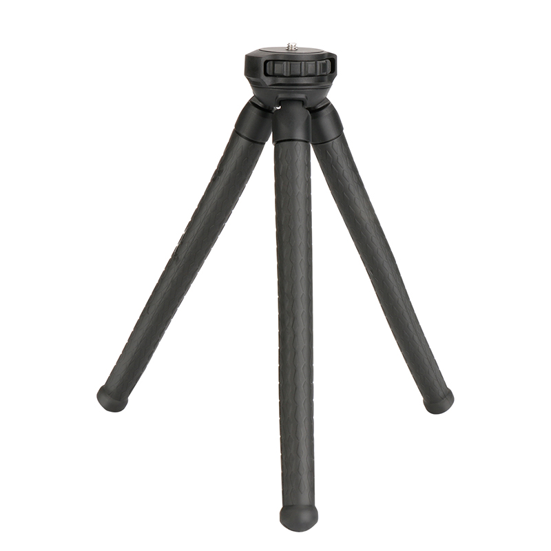 Ulanzi LZ-30 Octopus Flexible Mini Portable Desktop Tripod for DSLR Camera Smart Phone Sport Camera
