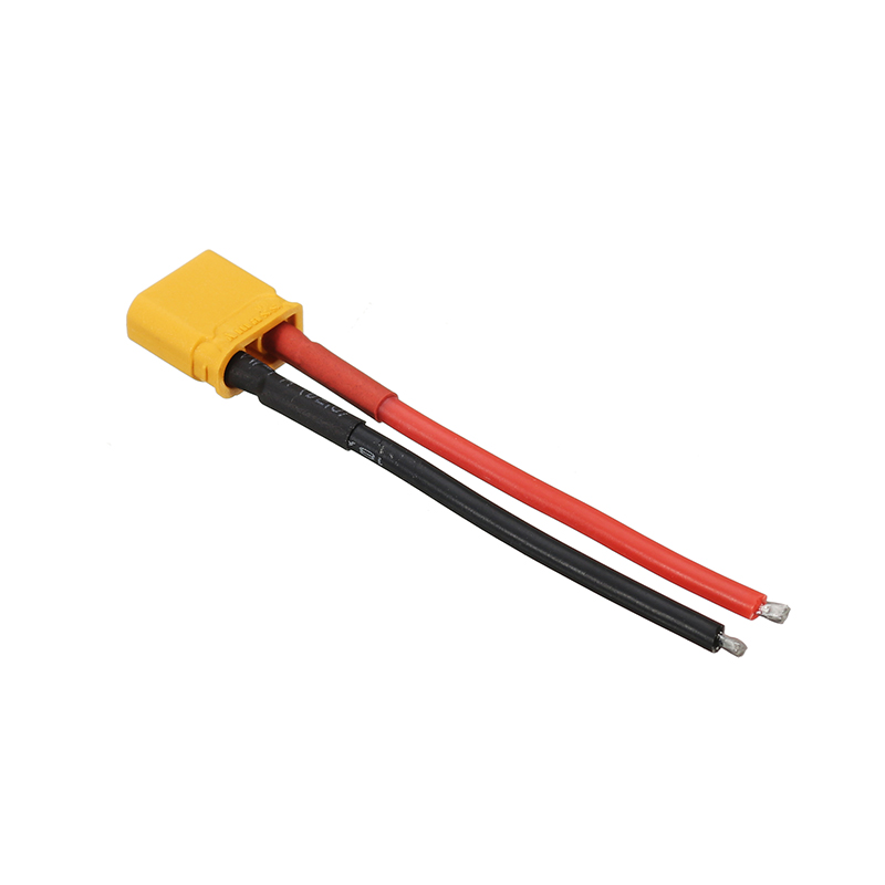 5cm XT30U XT30 Male Female Plug 18AWG Cable for Section Board Soldering ESC 2S Lipo Battery