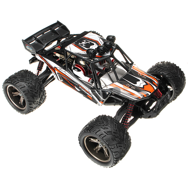 XLH 9120 1/12 2.4G 38km/h Desert Off Road RC Car Racing Truck Car Best Gift For Grow