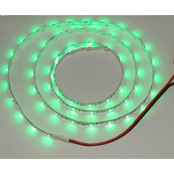PTK Green LED Strip Light 1m 1 Meter Long 6.0V 60 Leds 906040 Compatible With 2S LiPo For RC Airplan