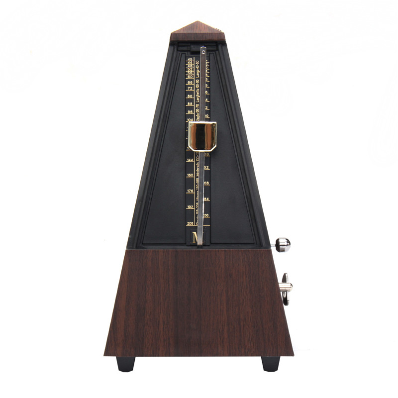 Pyramid Mechanical Metronome Musical Tempo For Guitar Piano