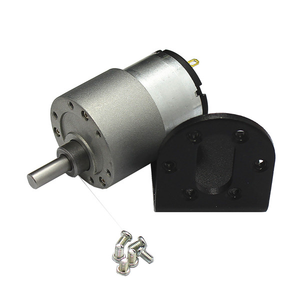 DC12.0V 85rpm Mini Gear Motor Electric Gear Box Motor